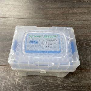 Đầu tip có lọc 1000ul, loại dài,tiệt trùng, ZEROTIP(chống bám dính), không chứa Rnase, Dnase  & Endotoxin. 96 tip/hộp
