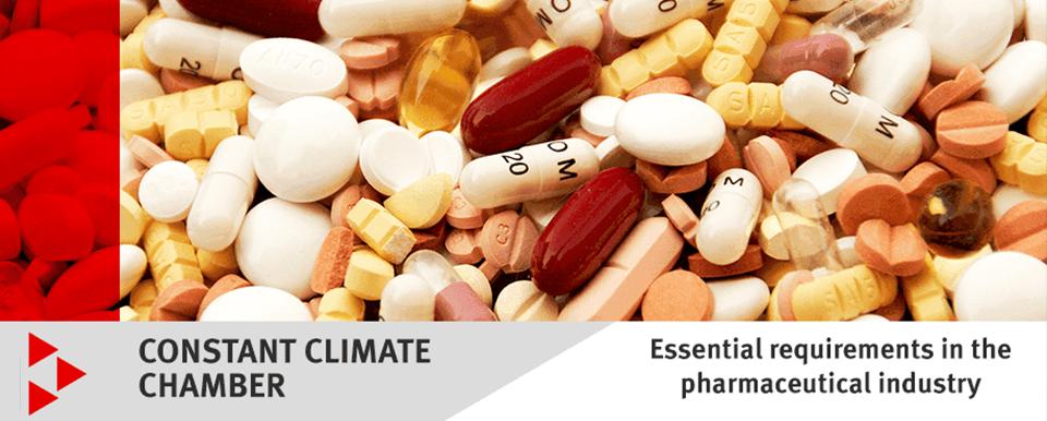 Tủ vi khí hậu Binder: Ứng dụng trong ngành công nghiệp Dược phẩm