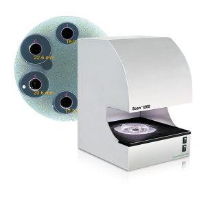 Máy đo vòng kháng khuẩn INTERSCIENCE Scan 1200