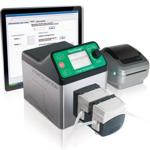 Máy phân phối môi trường INTERSCIENCE Flexipump Pro