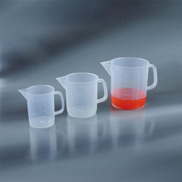 Ca nhựa chia vạch 2000ml Ø 145×165 mm – Mã: 12173