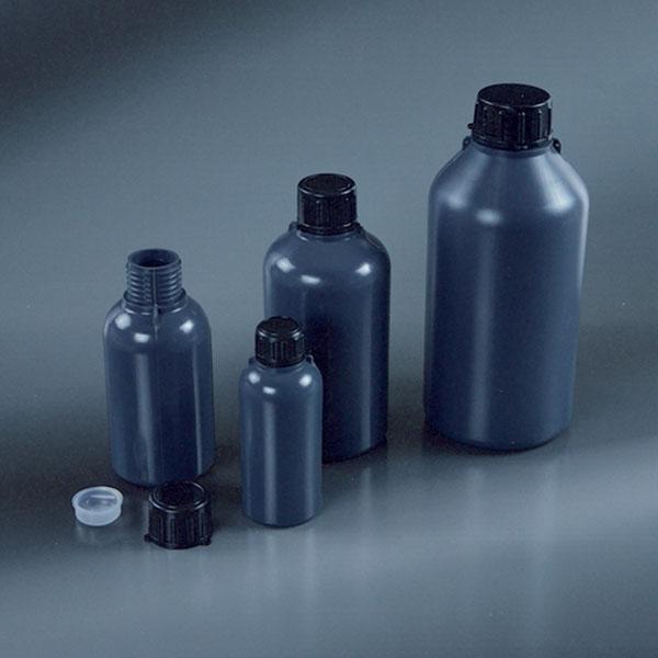 Chai nhựa nâu PE 2000ml, MH – Mã: 11106