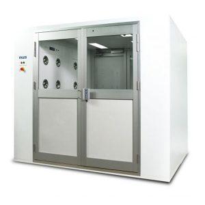 Chốt gió thổi khí sạch – Buồng tắm khí ESCO EAS-1A1