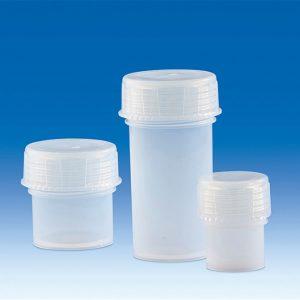 Lọ nhựa PFA đựng mẫu 180ml , nắp vặn – Mã: 130597