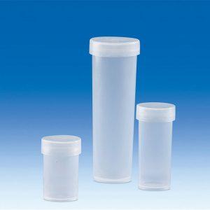 Lọ nhựa PP đựng mẫu 160ml , nắp đậy – Mã: 69294
