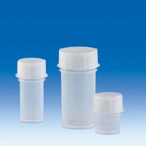 Lọ nhựa PP đựng mẫu 180ml , nắp vặn – Mã: 130594