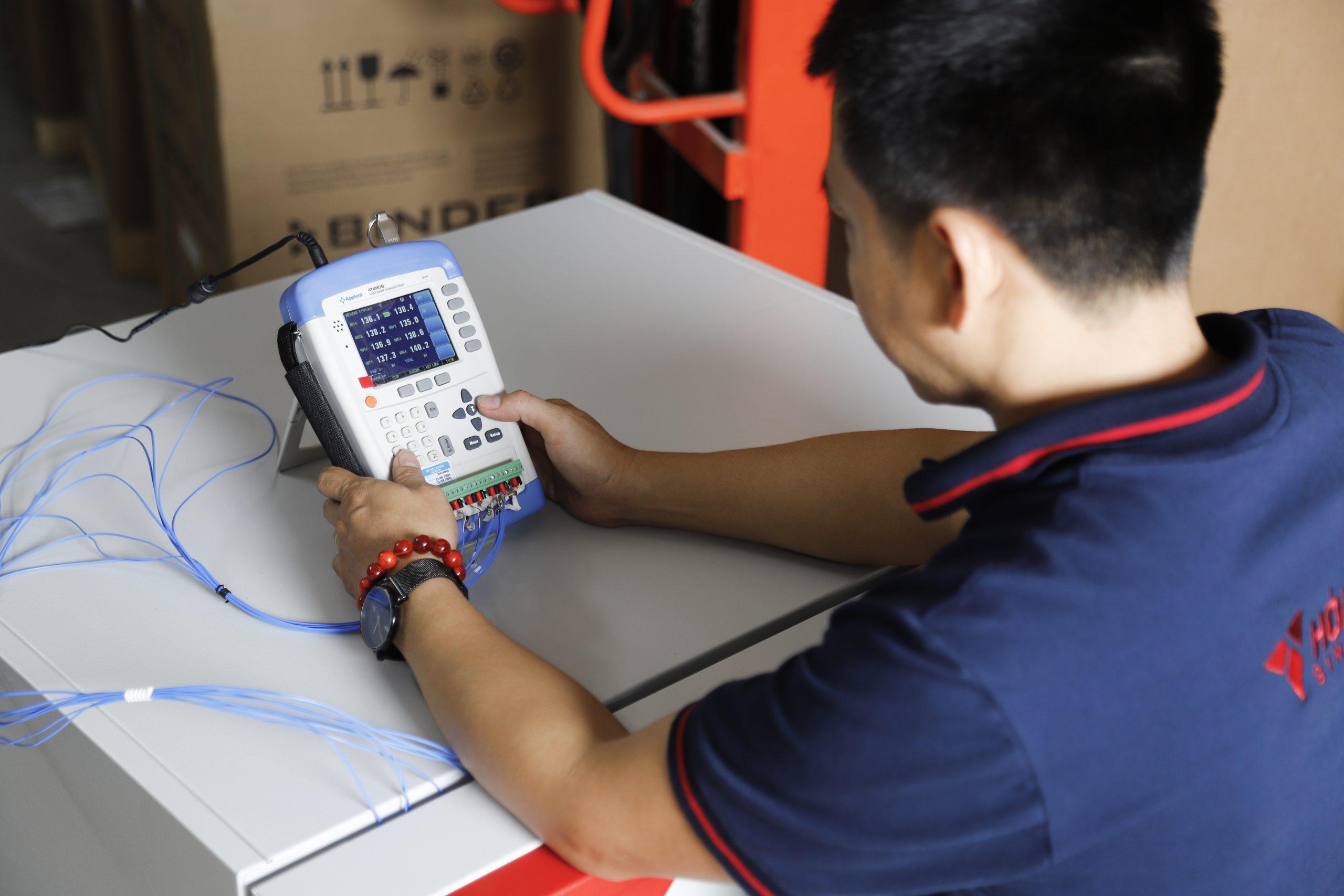 Dịch vụ bảo trì Hoá Việt