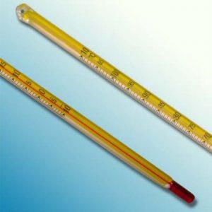Nhiệt kế -1+51°C : 0.1°C (xanh) Mã: 5172T051-qp