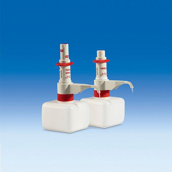 Ống định lượng Dispenser piccolo cố định 500 µl – Mã: 1610504