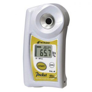 Khúc xạ kế điện tử đo độ ngọt ATAGO PAL-alpha