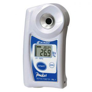 Khúc xạ kế điện tử đo độ ngọt ATAGO PAL-1