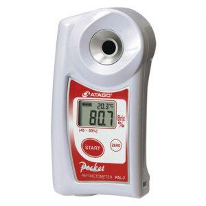 Khúc xạ kế điện tử đo độ ngọt ATAGO PAL-2