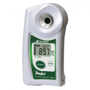 Khúc xạ kế điện tử đo độ ngọt ATAGO PAL-3