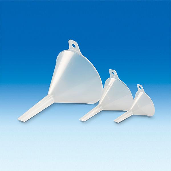 Phễu nhựa PP Ø 30 mm, dài 47 mm, 6ml – Mã: 41094