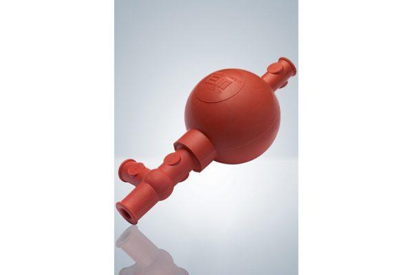 Quả bóp cao su 3 valve, đk 5-8mm Mã: 90000-001-ca