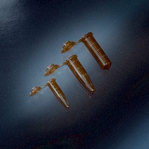 Tuýp ly tâm màu nâu OPAQUE 0,5ml, PP, Ø 8x32mm – Mã: 4003