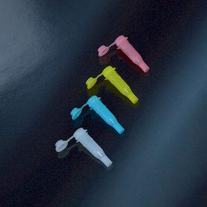 Tube ly tâm 0,75ml, HDPE Ø 7.65×35.50 mm, màu hồng, 1000 cái/ gói – Mã: 5003/R