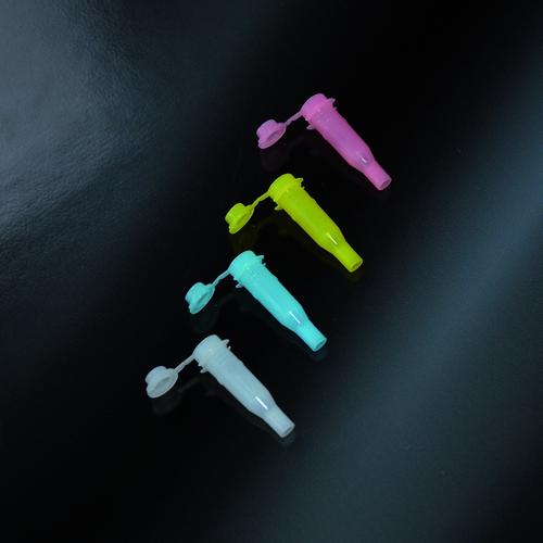 Tube ly tâm 0,75ml, HDPE Ø 7.65×35.50 mm, màu xanh lá, 1000 cái/ gói – Mã: 5003