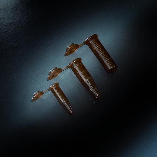 Tuýp ly tâm màu nâu OPAQUE 1,5ml, PP, Ø 10.50 x 40mm – Mã: 4103