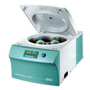 Máy ly tâm lạnh Hettich Universal 320R