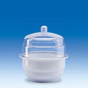 Bình hút ẩm nhựa không vòi PP/PC 171mm – Mã: 326094