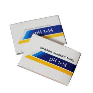 Giấy đo pH 0.5-5.0 – Mã: 0.5-5.0
