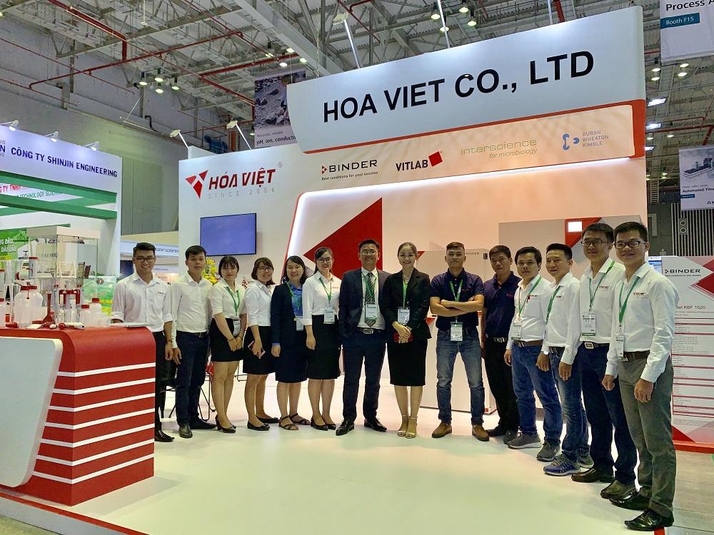 Hóa Việt là đại lý chính thức của Binder tại Khu vực phía Nam