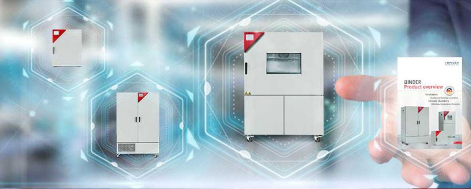 Tủ ấm vi sinh Binder: Góp phần kiểm soát lây nhiễm trong phòng thí nghiệm
