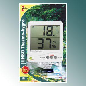 Nhiệt ẩm kế số điện tử -50+70oC, 20-99% RH Mã: 91000-027/B