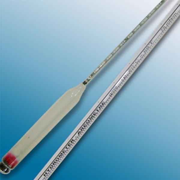 Tỷ trọng kế 0.800-0.900 : 0.001 g/ml Tp 20oC Mã: 3010FG080/20-qp